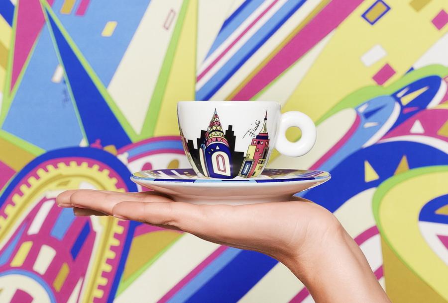 Tasse A Cafe Emilio Pucci