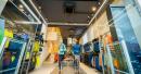 Le nouveau concept store Asics à Bruxelles