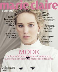 Cover Marie Claire février 2017