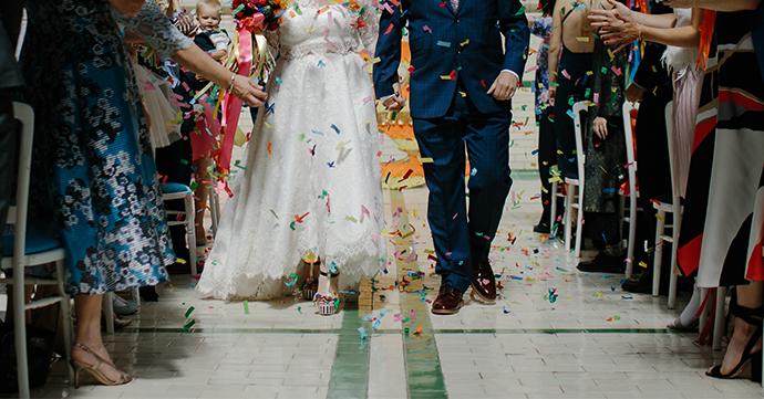 Mariage  10 jolies tenues pour une invitée - Marie Claire c2e0ba7f2b62