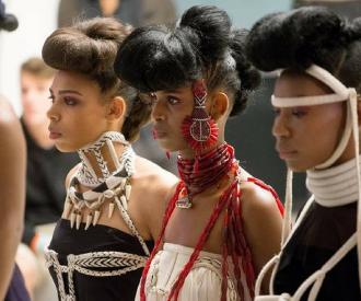Ethno Tendance Fashion Week Brussels