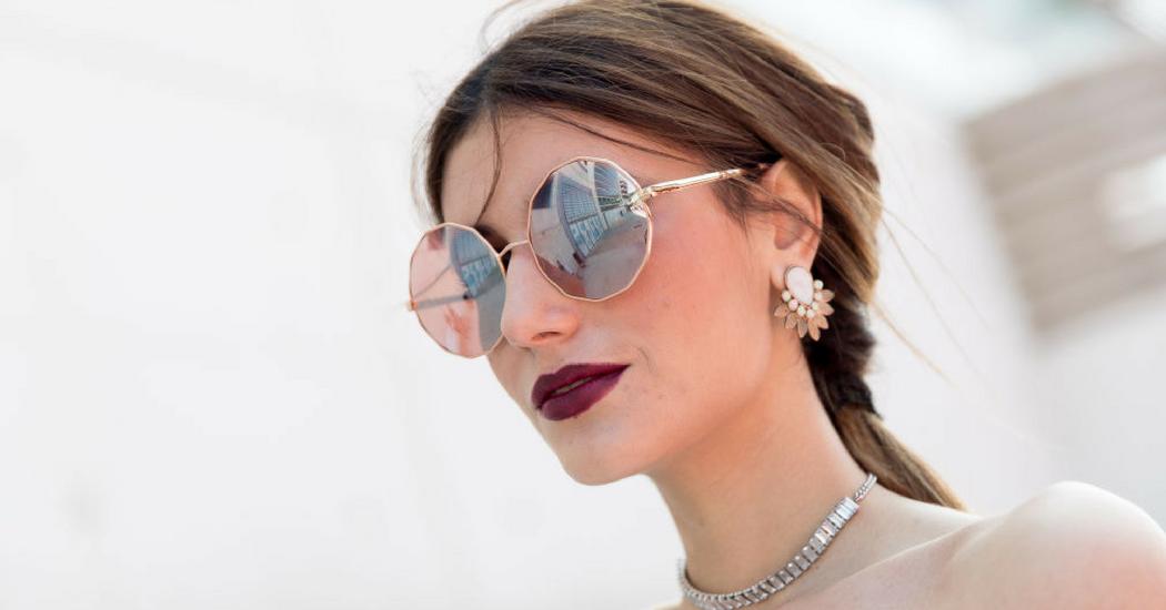 accessoires 8 lunettes de soleil effet miroir marie claire. Black Bedroom Furniture Sets. Home Design Ideas
