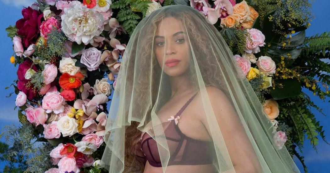 Beyoncé présente ses jumeaux sur Instagram