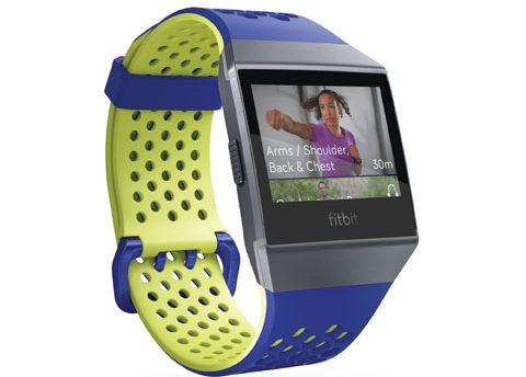 Ionic Fitbit