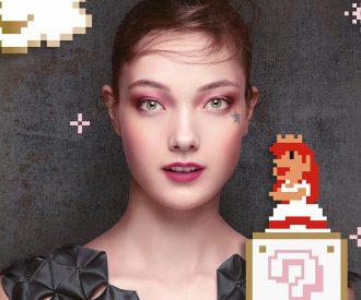 Shu Uemura X Super Mario Bros.