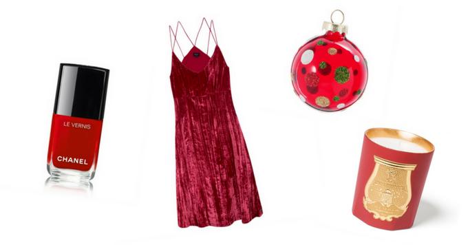 Shopping de Noël: la rédac' voit rouge! 150*150