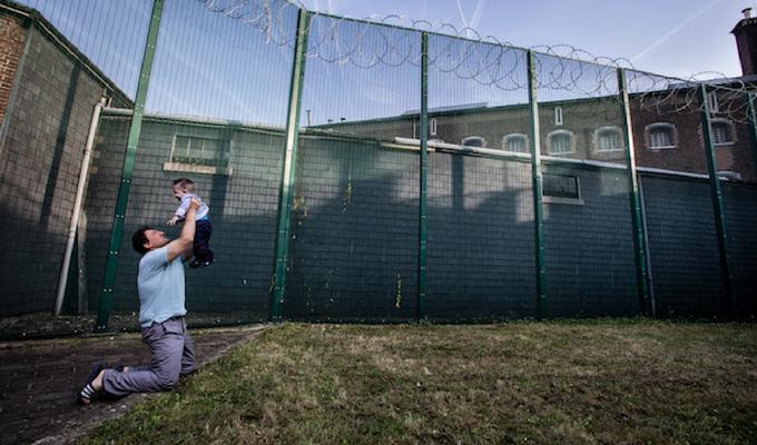 Relais Enfants-Parents prison prisonnier