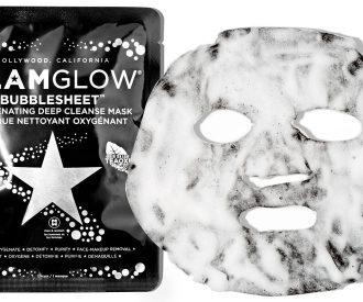 Bubblesheet Glam Glow masque nettoyant