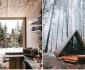 14 magnifiques chalets à la montagne où partir hiberner