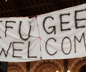 réfugiés bruxelles