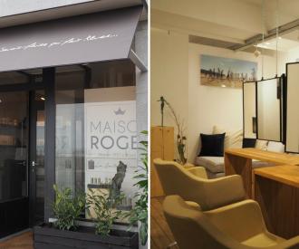 Maison Roger meilleurs coiffeurs de Belgique