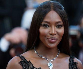 Naomi Campbell Vogue Afrique