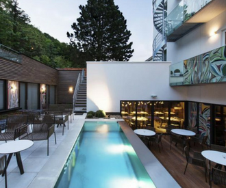 Hôtels avec piscine