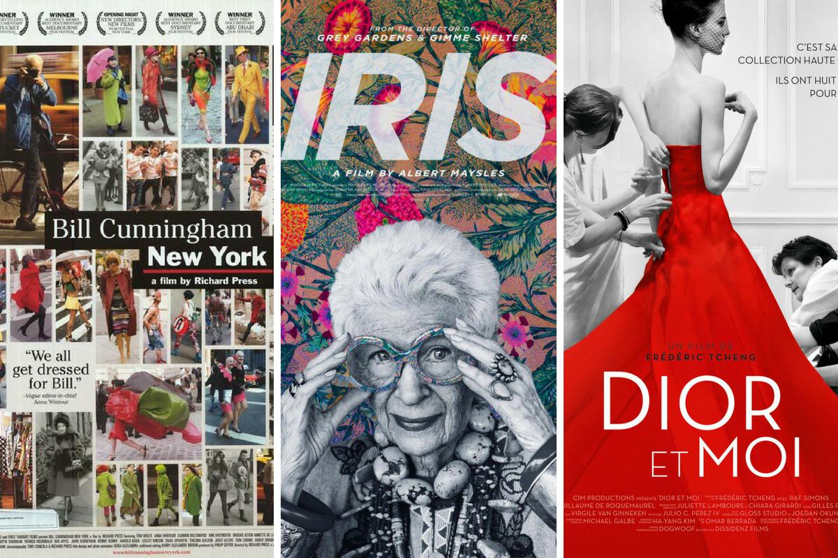 documentaires sur la mode