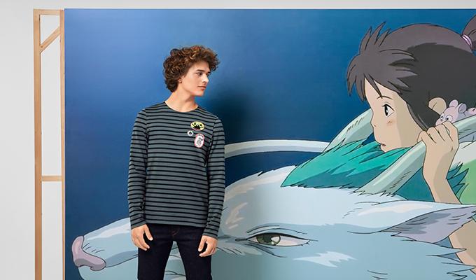 Collab' : Studio Ghibli habille les classiques Petit Bateau de ses personnages fantaisistes 150*150