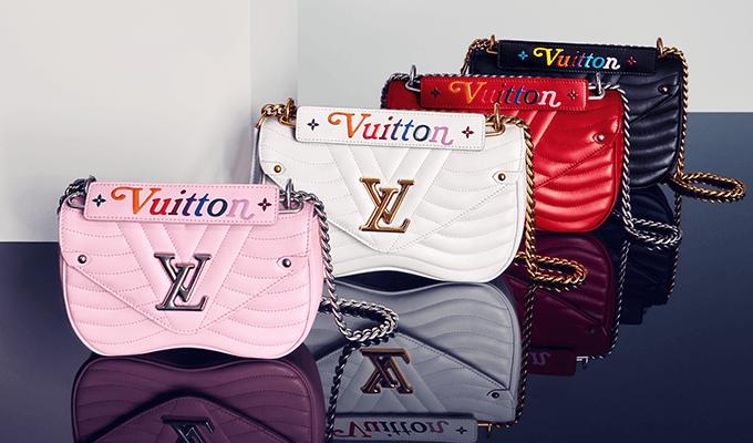 Crush of the day: le sac New Wave de Louis Vuitton 150*150
