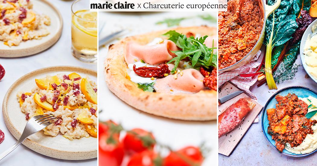 Venez savourer la charcuterie européenne au food hall italo-belge le 30 janvier