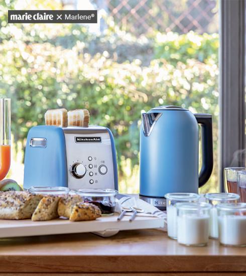 Gagnez 2 appareils KitchenAid afin de créer de délicieuses recettes avec les pommes Marlene®