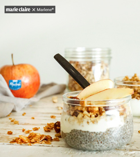 Les pommes de Marlene®: des recettes gourmandes à partager