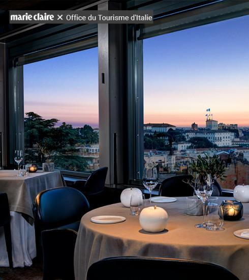 Rome, plaisir luxueux