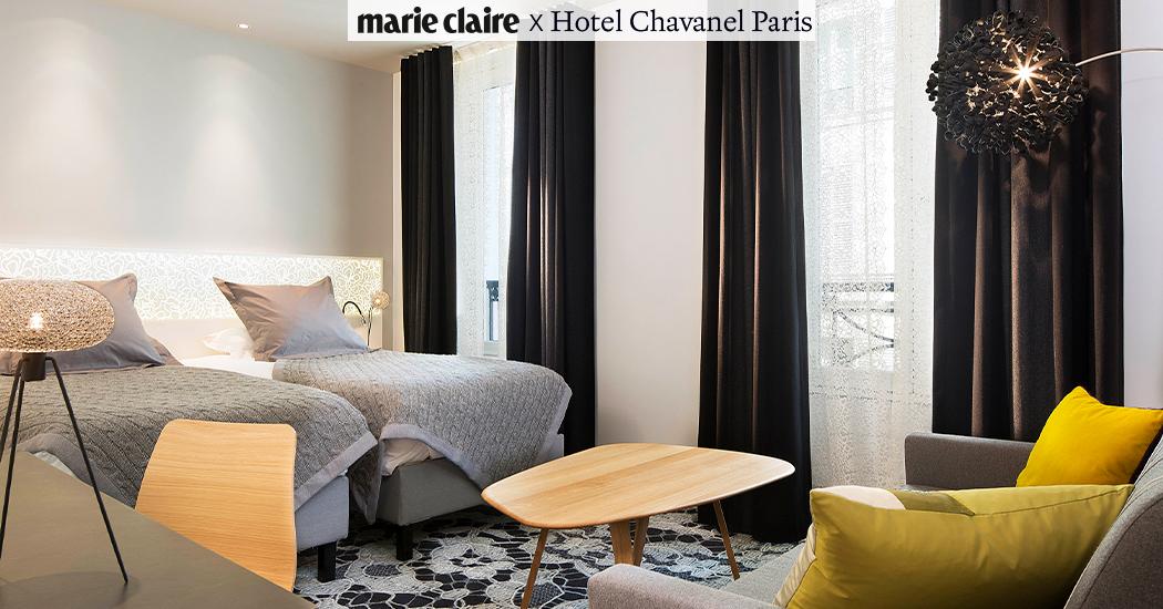 L'hôtel Chavanel : une pépite au cœur de Paris