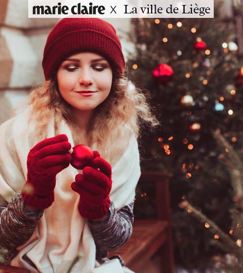 Liège se fait encore plus belle pour Noël