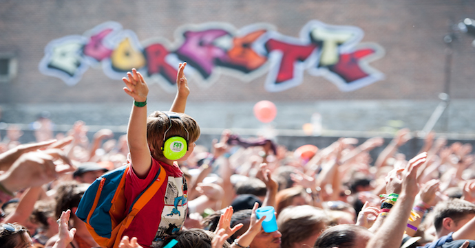 Festival: 4 options kids-friendly