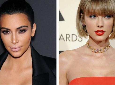 Gère tes conflits comme Kim Kardashian ( …et pas comme Taylor Swift)