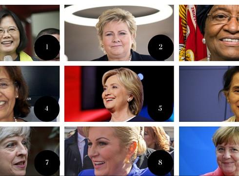Quizz : pouvez-vous reconnaître ces leaders?