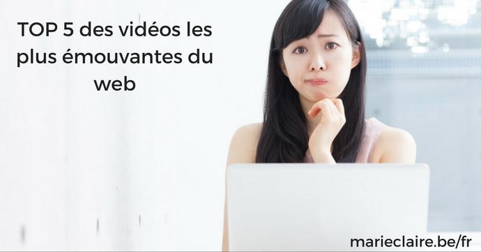 videos emouvantes marie claire