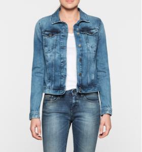 Veste en denim Calvin Klein Jeans à 109,90€