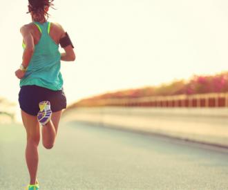 Running sous la chaleur