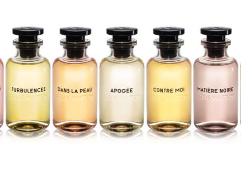 Vuitton relance la haute parfumerie