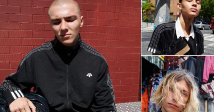 NYFW: Alexander Wang crée la surprise avec Adidas