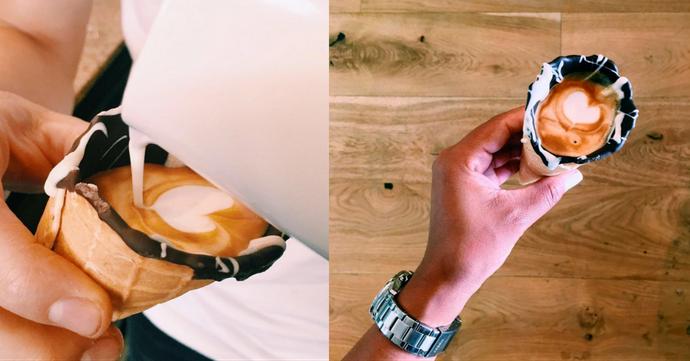 #coffeeinacone: la tendance café qui séduit Instagram