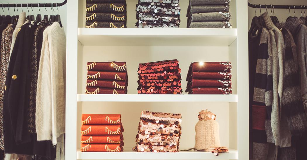 Gagnez un instant shopping dans la boutique JEFF by Parachute Jump