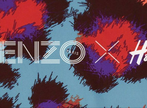 All Goude pour Kenzo X H&M