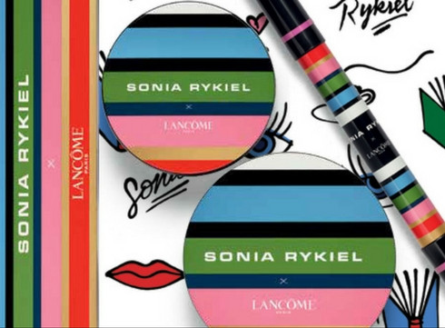 Coup de coeur: la collection Sonia Rykiel pour Lancôme