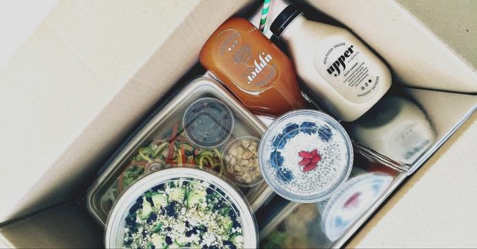 Verdict: la box to glow d'Upper Organic
