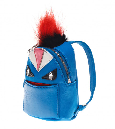 Crush of the Day: Le porte-clés Monster de Fendi