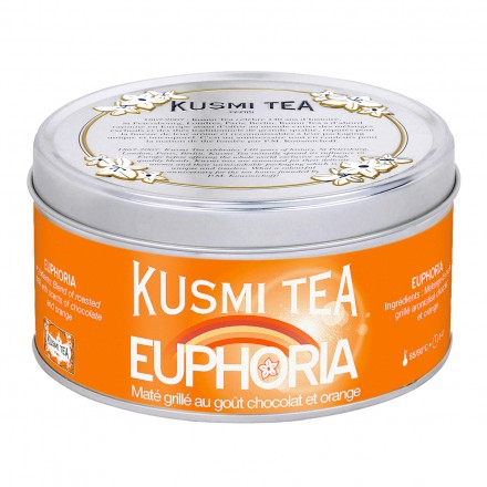 Crush of the Day: le thé Euphoria de Kusmi