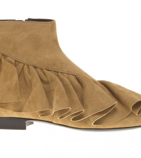 Crush of the Day: la boots à volants de J.W. Anderson