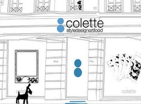 5 objets à e-shoper chez colette Paris !