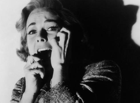 Fail du jour : regarder un film d'horreur