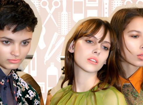 Les tendances coiffure de cet automne-hiver: notre bestof