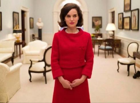 Les premières images de Natalie Portman en Jackie Kennedy