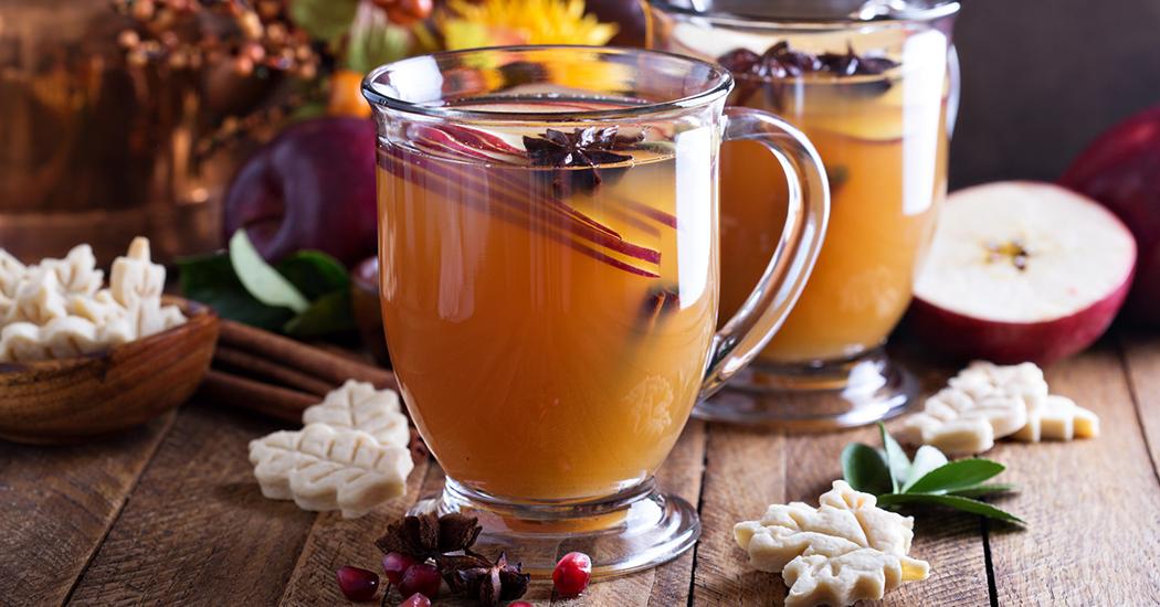 5 cocktails pour passer les longues et froides soirées d'automne
