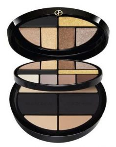Palette Holiday de Giorgio Armani, 130€ exclusivement Inno ou Parfuma.