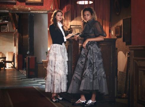 Exclusif: la collection Croisière de Chanel dans une vidéo de campagne caliente