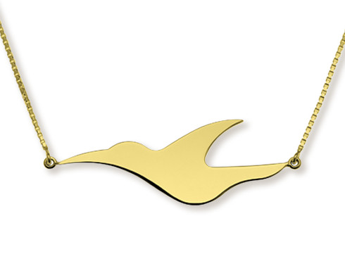 Crush of the Day: Le pendentif Colibri d'Enora Antoine